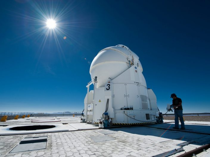Europe to the Stars – ESO, Chile