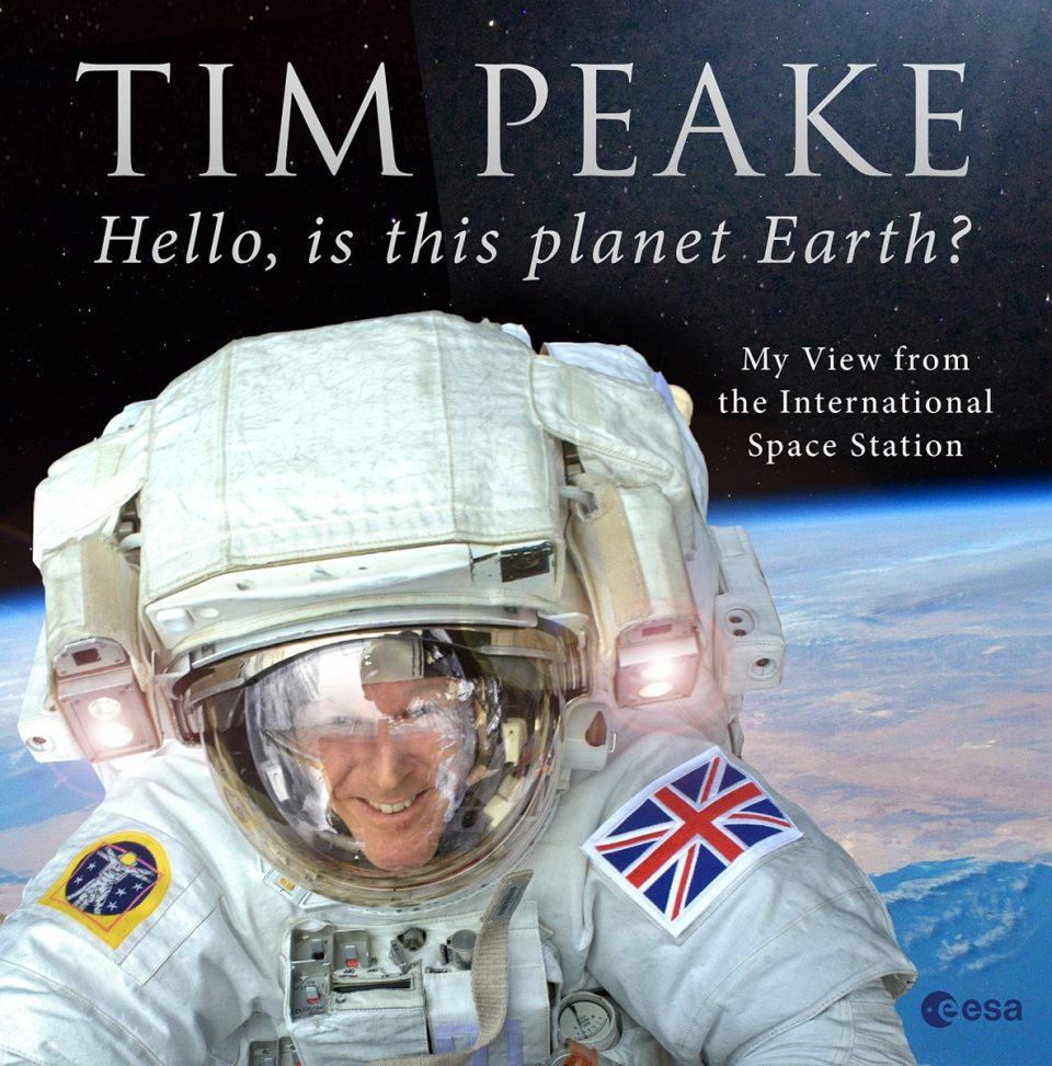 Hello, is this planet earth? Tim Peake