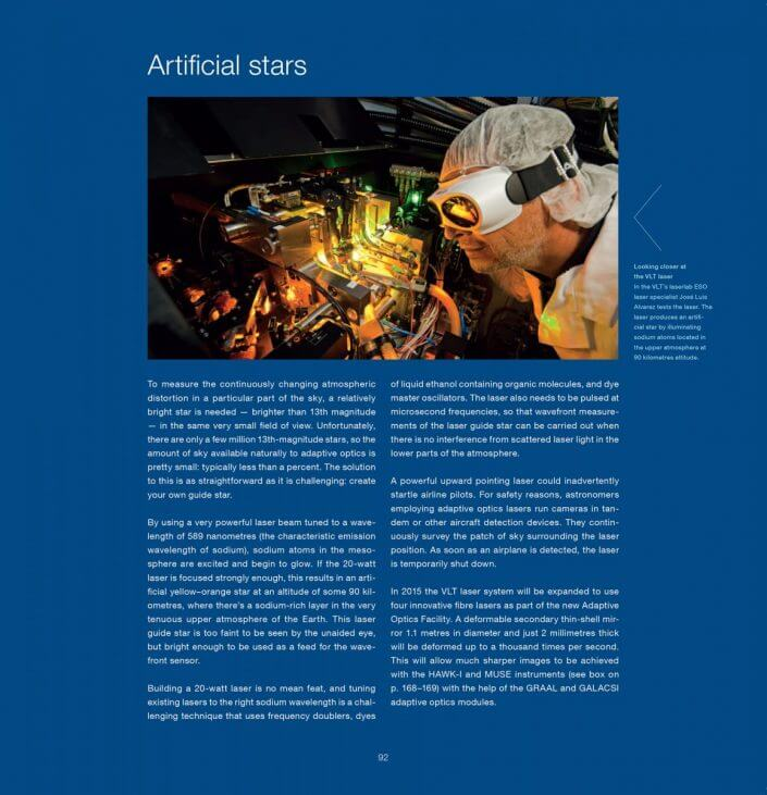 Europe To The Stars - ESO'S First 50 Years of Exploring the Southern Sky
