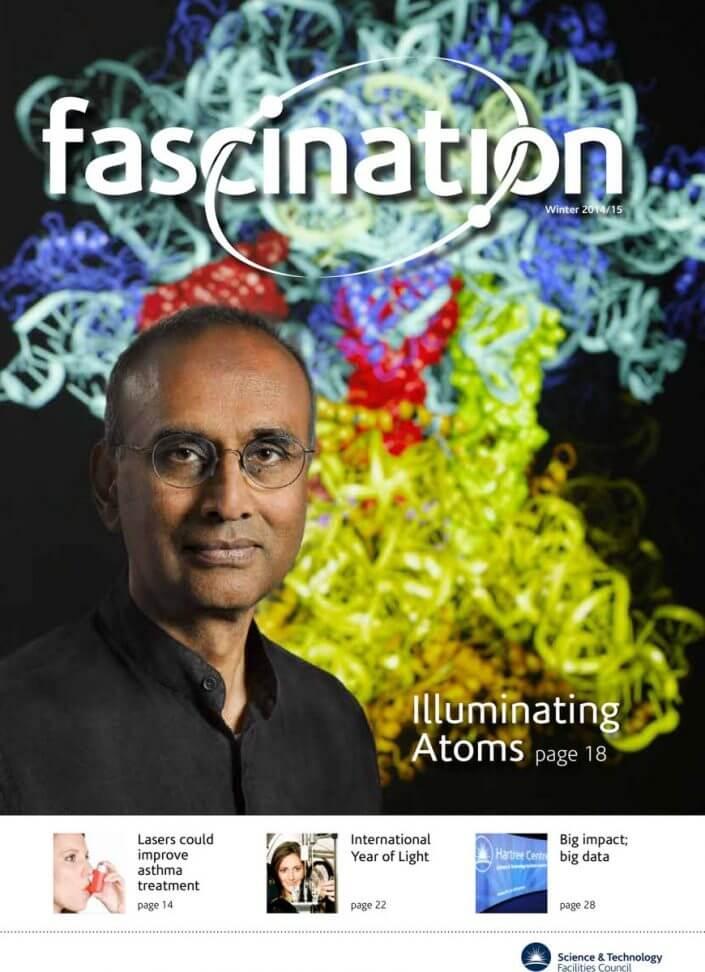 Venki Ramakrishnan, President Royal Society – Illuminating Atoms