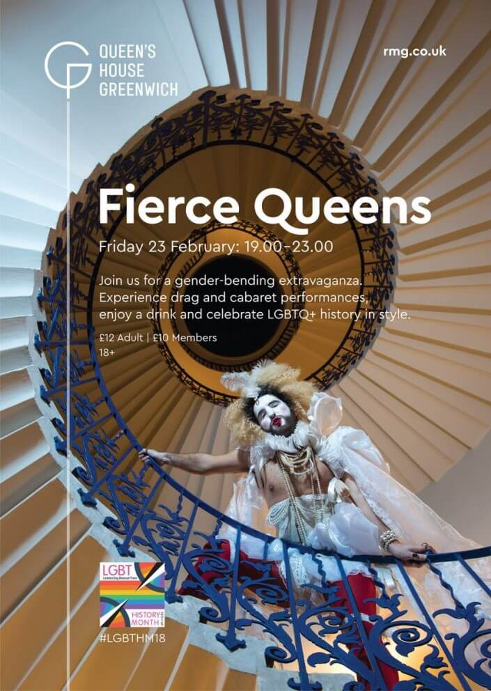 Royal Museums Greenwich – Poster