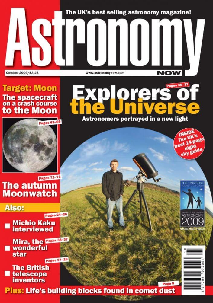 Astronomy Now – Explorers of the Universe