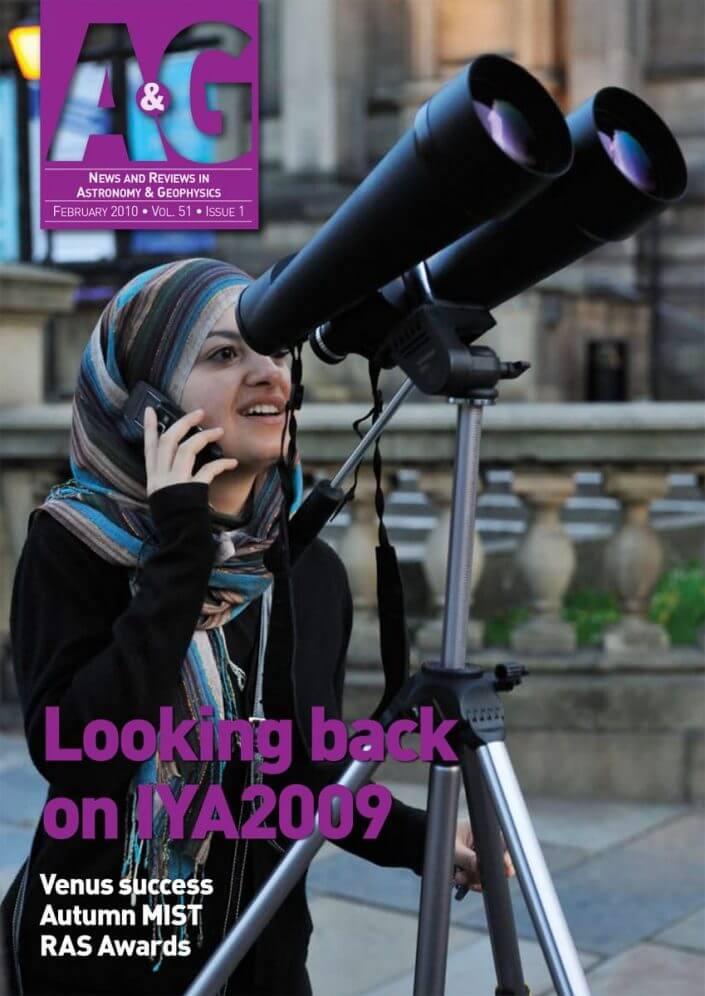 Royal Astronomical Society Magazine