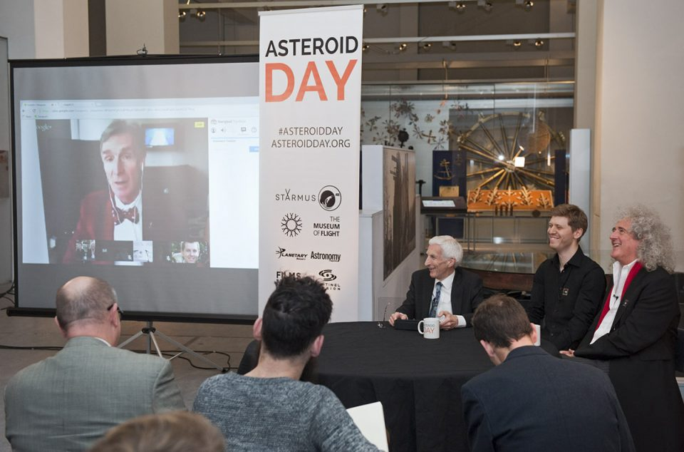 Asteroid Day has been proclaimed by the General Assembly of the United Nations