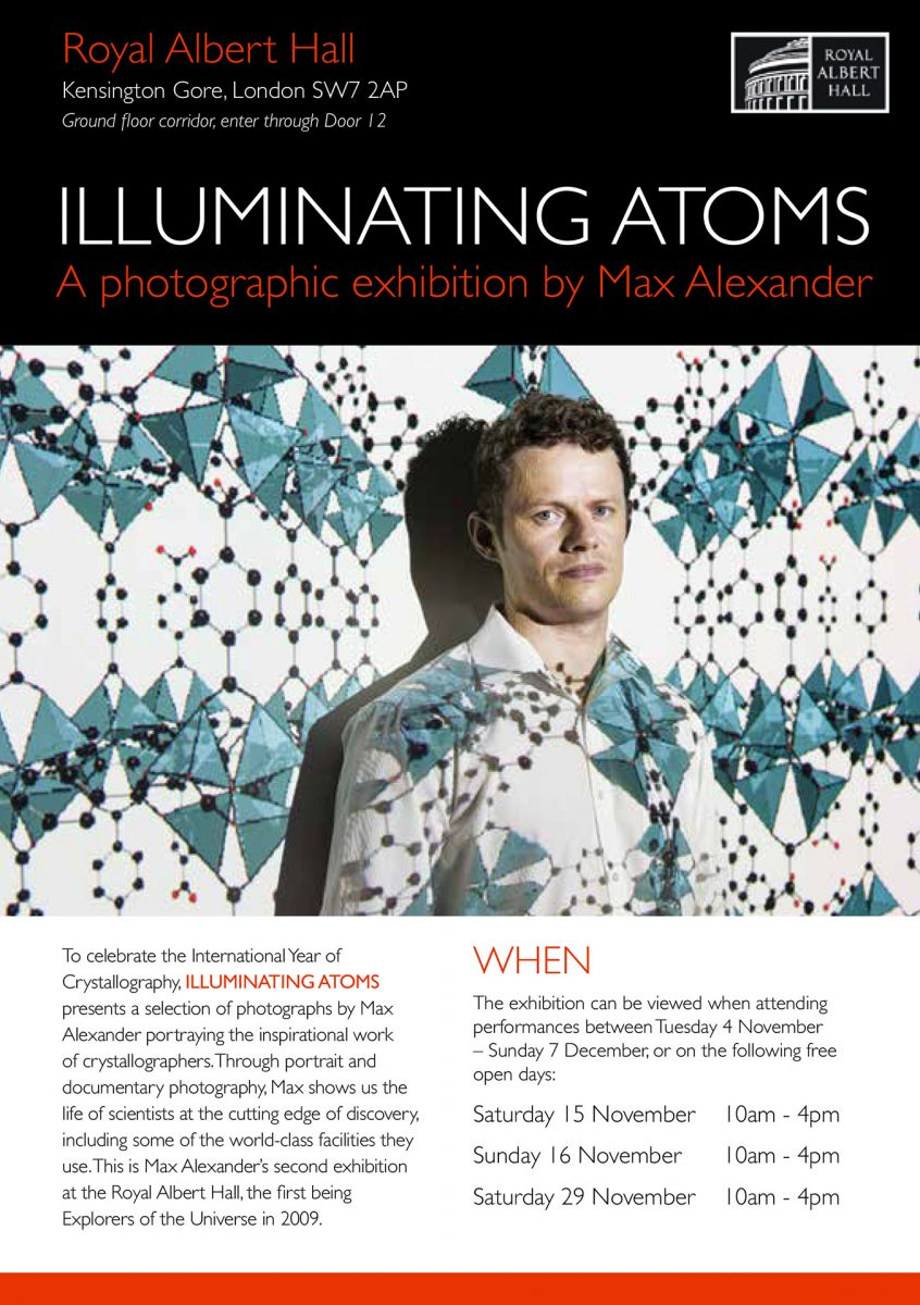 Illuminating Atoms Exhibition and Documentary 2014
